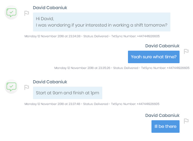convertSation - Chrome Extension - Send and receive text messages via Google Chrome