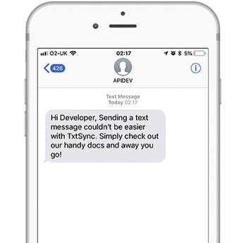 phoneImageHandy - SMS API - SMS Integration Made Easy for Developers
