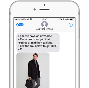 pngTxt - E-Commerce - Enhance Shopping Experience with SMS