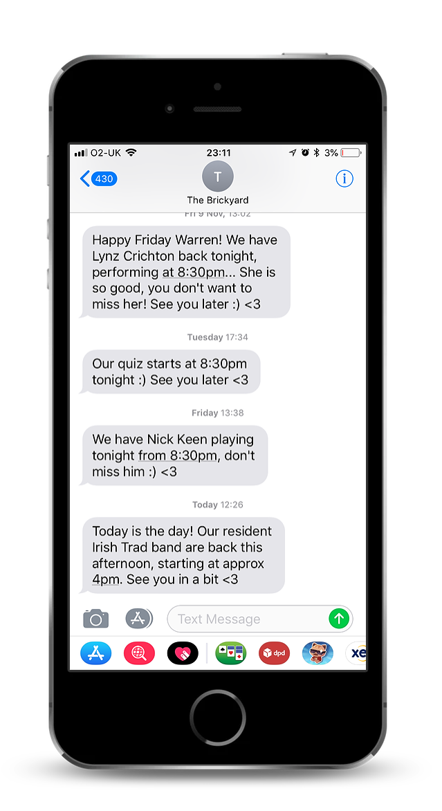 smartmockups jonjipk6 - Hospitality - Increase Your Revenue With SMS Marketing