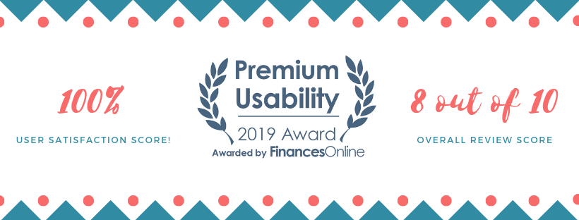 TxtSync wins 2019 Premium Usability and Rising Star awards from FinancesOnline!