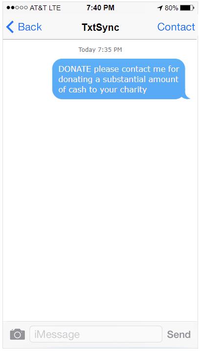 SMS Inbound Campaigns